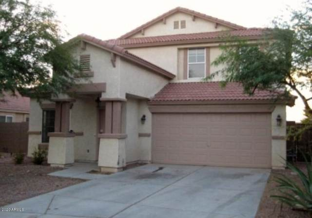 104 N 153RD Avenue, Goodyear, AZ 85338 (MLS #6058238) :: Devor Real Estate Associates