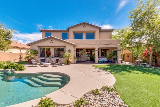 12764 W Lone Tree Trail, Peoria, AZ 85383 (MLS #6058247) :: Power Realty Group Model Home Center
