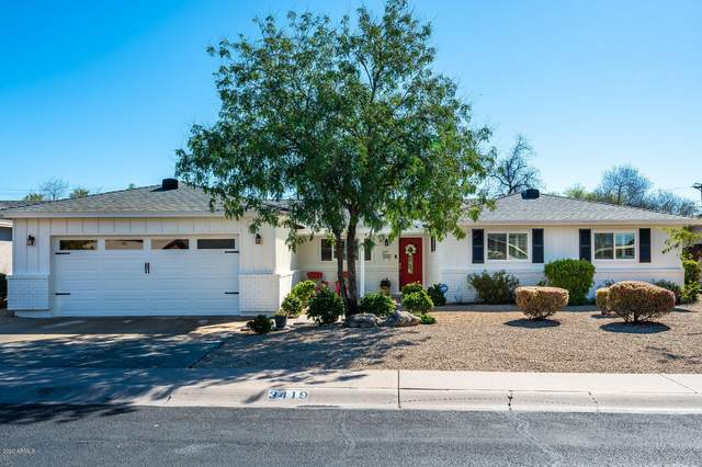 3419 N 45th Street, Phoenix, AZ 85018 (MLS #6058249) :: Power Realty Group Model Home Center