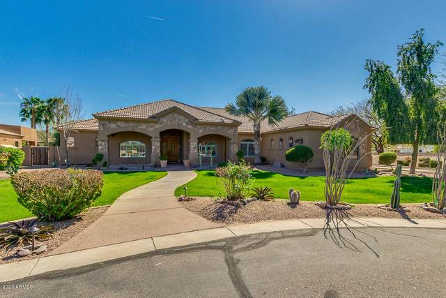 2683 E Nolan Place, Chandler, AZ 85249 (MLS #6058250) :: CANAM Realty Group