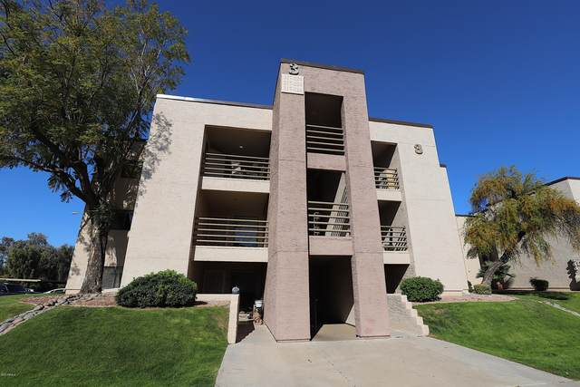 1340 N Recker Road #217, Mesa, AZ 85205 (MLS #6058262) :: The Mahoney Group