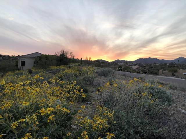 16433 E Emerald Drive, Fountain Hills, AZ 85268 (MLS #6058263) :: Brett Tanner Home Selling Team