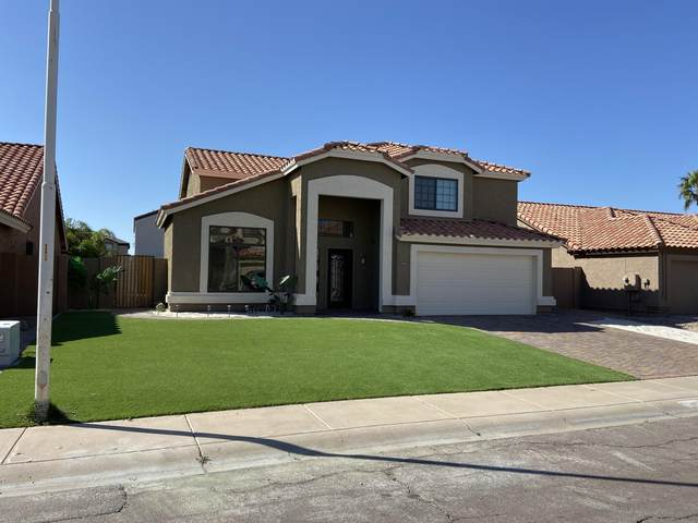 1413 E Vaughn Avenue, Gilbert, AZ 85234 (MLS #6058270) :: Power Realty Group Model Home Center