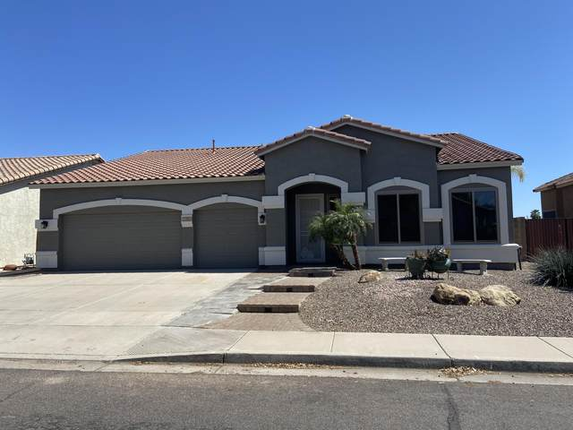 1395 S Sandstone Street, Gilbert, AZ 85296 (MLS #6058271) :: Power Realty Group Model Home Center