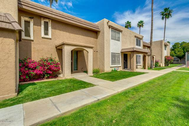 7126 N 19TH Avenue #143, Phoenix, AZ 85021 (MLS #6058275) :: Power Realty Group Model Home Center