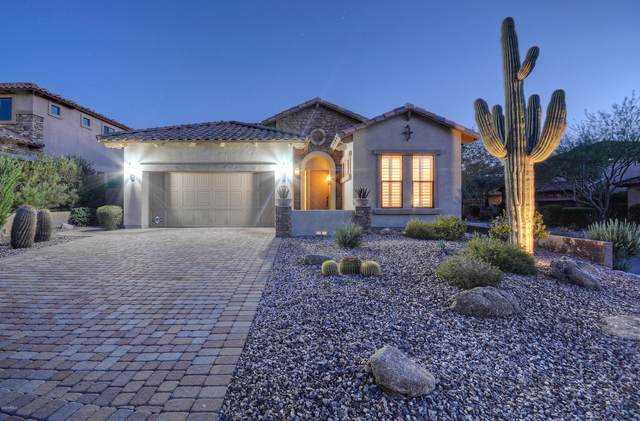 6921 E Scarlet Circle, Mesa, AZ 85207 (MLS #6058297) :: The Kenny Klaus Team