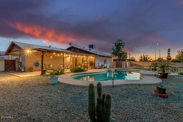 1846 W Wahalla Lane, Phoenix, AZ 85027 (MLS #6058302) :: The Kenny Klaus Team