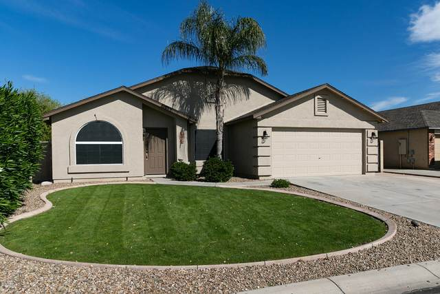 40525 N Shetland Drive, San Tan Valley, AZ 85140 (MLS #6058313) :: The Kenny Klaus Team