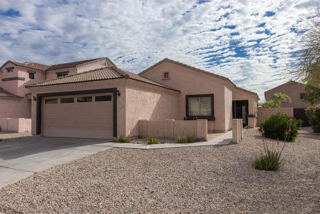 1609 S 219TH Drive, Buckeye, AZ 85326 (MLS #6058315) :: neXGen Real Estate
