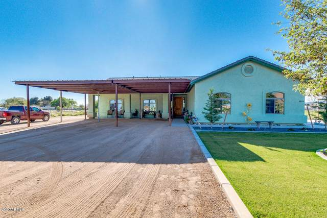 3320 S 199TH Drive, Buckeye, AZ 85326 (MLS #6058324) :: Openshaw Real Estate Group in partnership with The Jesse Herfel Real Estate Group
