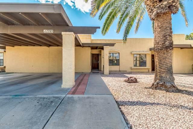 7705 E Mariposa Way, Mesa, AZ 85208 (MLS #6058327) :: CANAM Realty Group