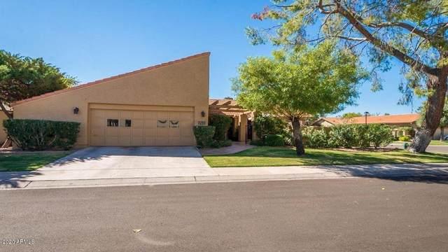 348 Leisure World, Mesa, AZ 85206 (MLS #6058330) :: CANAM Realty Group
