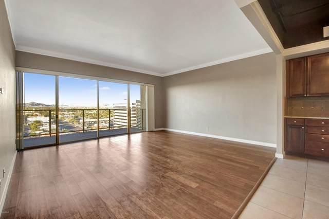 4750 N Central Avenue 14A, Phoenix, AZ 85012 (MLS #6058347) :: The Daniel Montez Real Estate Group