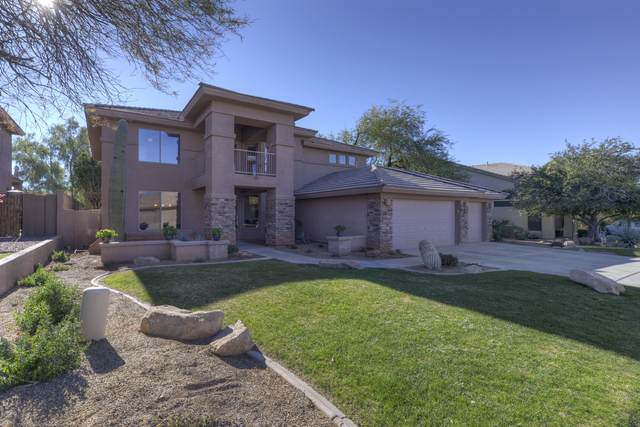 6033 E Long Shadow Trail, Scottsdale, AZ 85266 (MLS #6058373) :: CANAM Realty Group