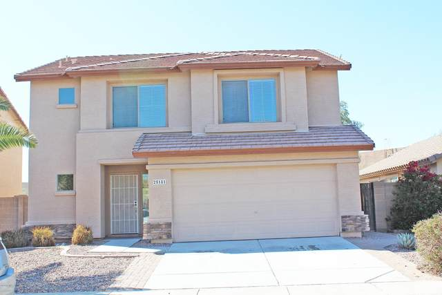 25181 W Fremont Drive, Buckeye, AZ 85326 (MLS #6058374) :: neXGen Real Estate