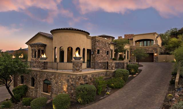 10330 N Fire Canyon, Fountain Hills, AZ 85268 (MLS #6058380) :: The W Group