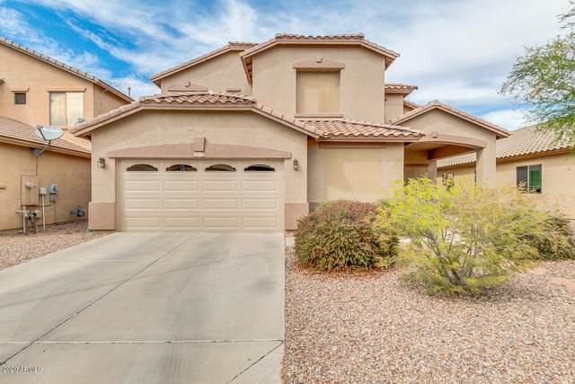 46074 W Rainbow Drive, Maricopa, AZ 85139 (MLS #6058382) :: The Daniel Montez Real Estate Group