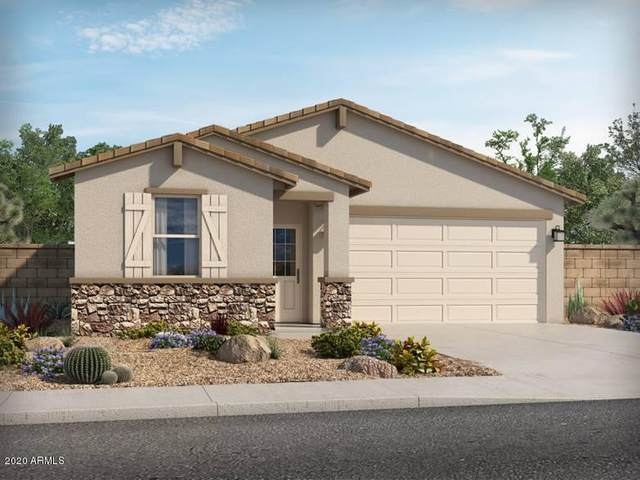 20105 N Grantham Road, Maricopa, AZ 85138 (MLS #6058395) :: The W Group