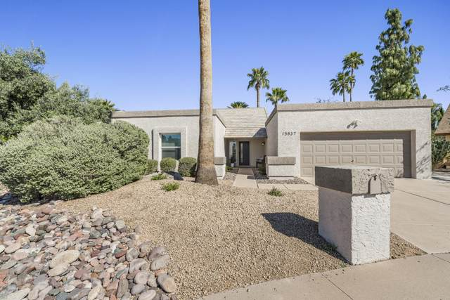 15837 N 51ST Place, Scottsdale, AZ 85254 (MLS #6058399) :: Brett Tanner Home Selling Team