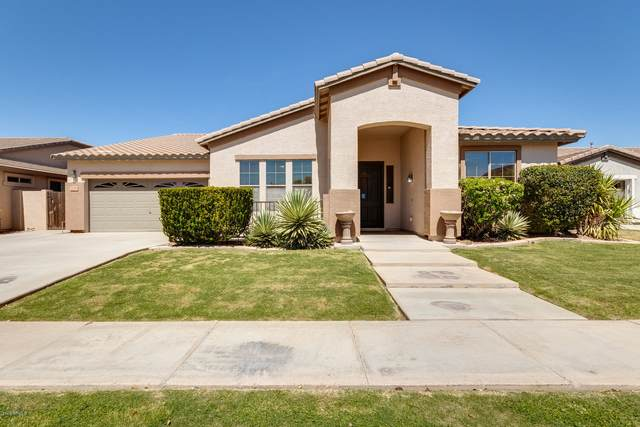 3278 E Phelps Street, Gilbert, AZ 85295 (MLS #6058406) :: CANAM Realty Group