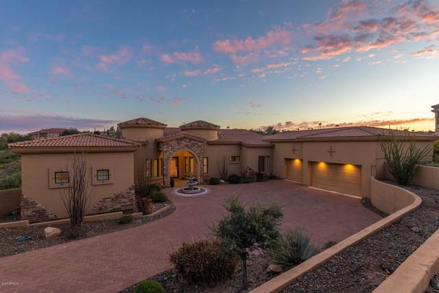 16507 E Emerald Drive, Fountain Hills, AZ 85268 (MLS #6058409) :: Openshaw Real Estate Group in partnership with The Jesse Herfel Real Estate Group