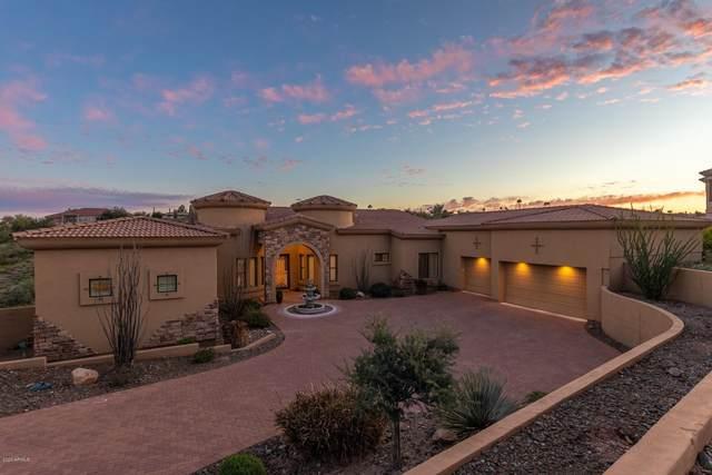 16507 E Emerald Drive, Fountain Hills, AZ 85268 (MLS #6058409) :: The W Group