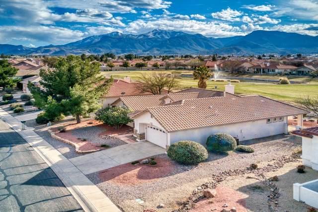 3000 Glenview Drive, Sierra Vista, AZ 85650 (MLS #6058411) :: CANAM Realty Group