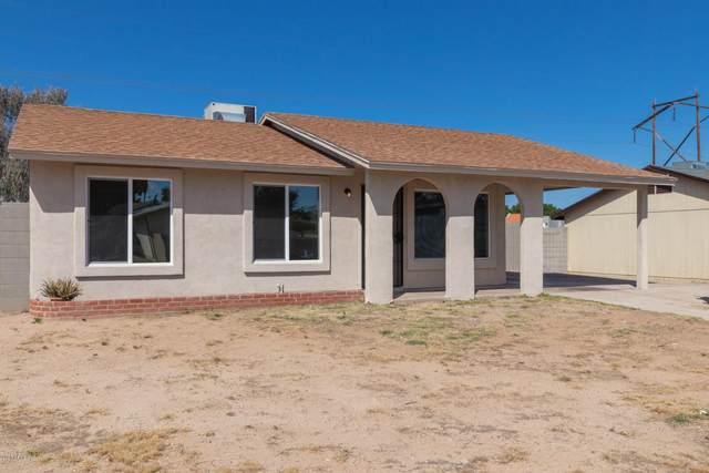 7250 S 46TH Street, Phoenix, AZ 85042 (MLS #6058416) :: Devor Real Estate Associates