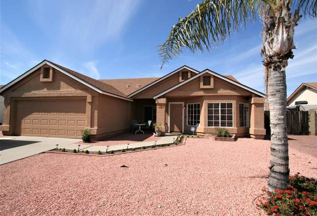 6510 W Montego Lane, Glendale, AZ 85306 (MLS #6058417) :: The Property Partners at eXp Realty