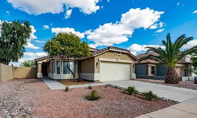 16341 N 168TH Avenue, Surprise, AZ 85388 (MLS #6058418) :: Conway Real Estate