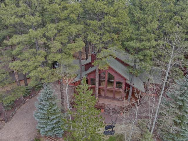 4805 Deep Forest Drive, Pinetop, AZ 85935 (MLS #6058433) :: Riddle Realty Group - Keller Williams Arizona Realty