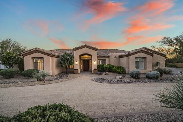 8027 E Juan Tabo Road, Scottsdale, AZ 85255 (MLS #6058438) :: Brett Tanner Home Selling Team