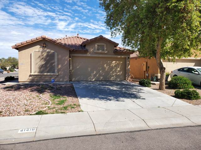 41416 W Pryor Lane, Maricopa, AZ 85138 (MLS #6058440) :: The Daniel Montez Real Estate Group