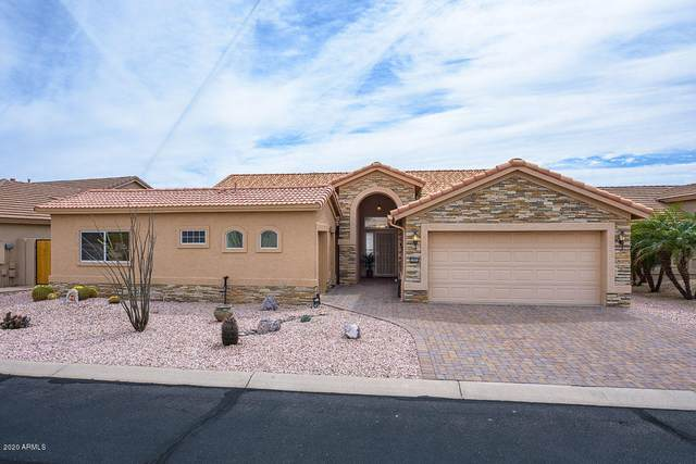14943 W Crenshaw Drive, Goodyear, AZ 85395 (MLS #6058442) :: Devor Real Estate Associates