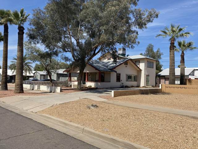 416 E 4TH Street, Casa Grande, AZ 85122 (MLS #6058444) :: Conway Real Estate