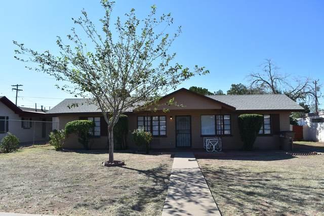 1569 E 9TH Street, Douglas, AZ 85607 (MLS #6058456) :: Santizo Realty Group