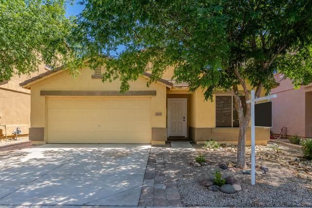 3407 S 87TH Drive, Tolleson, AZ 85353 (MLS #6058457) :: Brett Tanner Home Selling Team
