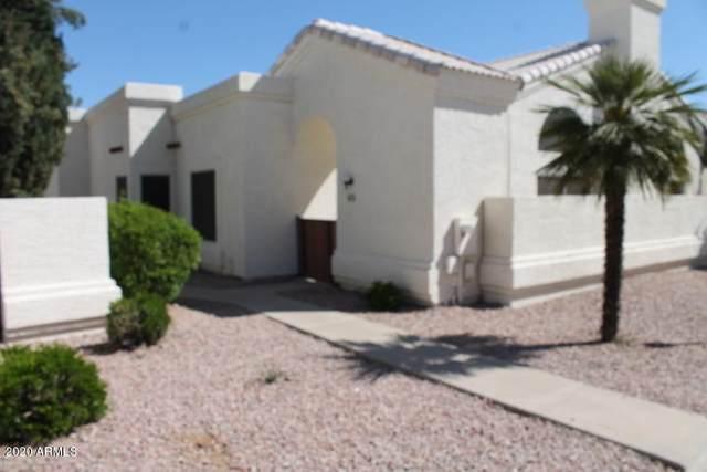 2100 W Lemon Tree Place #63, Chandler, AZ 85224 (MLS #6058461) :: The Daniel Montez Real Estate Group