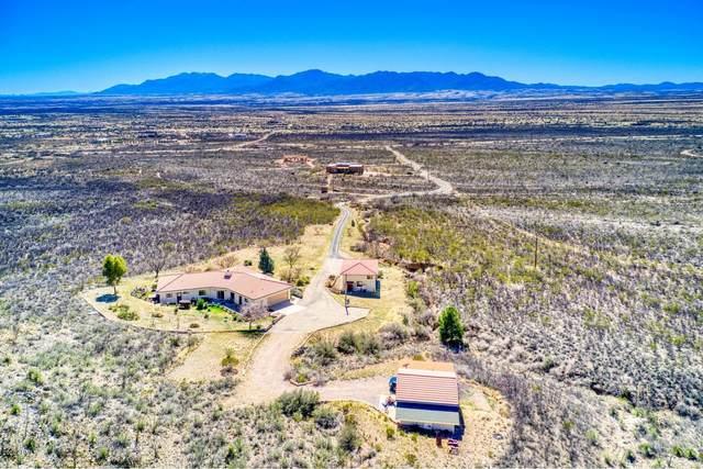2278 N Carlson Canyon Drive, Huachuca City, AZ 85616 (MLS #6058465) :: Santizo Realty Group