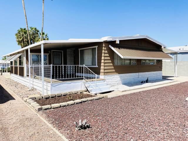 1742 S Sossaman Road, Mesa, AZ 85209 (MLS #6058478) :: The Kenny Klaus Team
