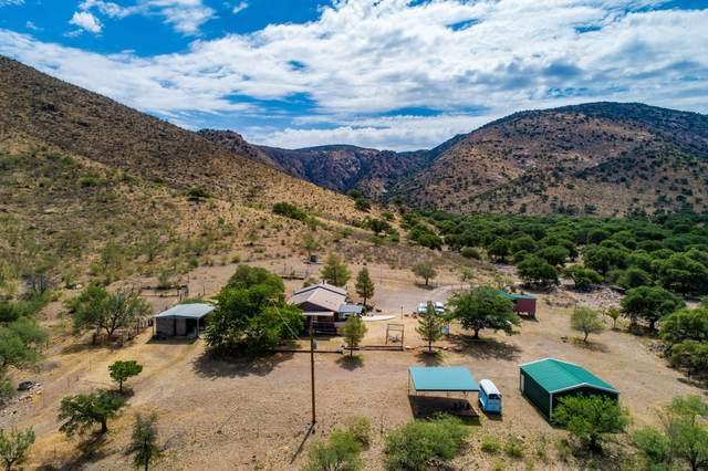 3644 W Highway 80, Bisbee, AZ 85603 (MLS #6058484) :: The Garcia Group