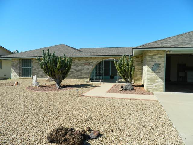 13233 W Marble Drive, Sun City West, AZ 85375 (MLS #6058493) :: Nate Martinez Team