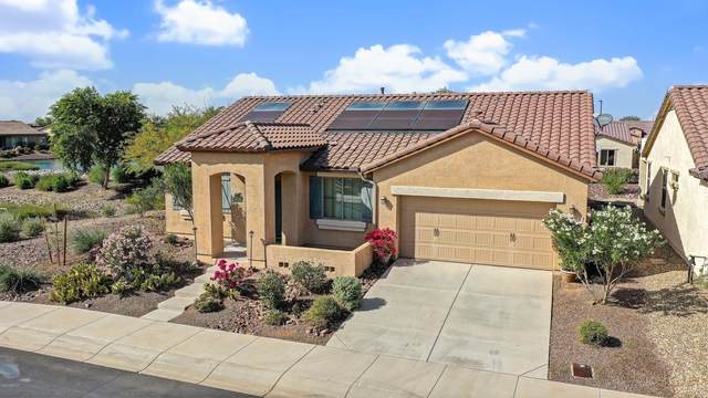 17544 W Redwood Lane, Goodyear, AZ 85338 (MLS #6058494) :: Devor Real Estate Associates