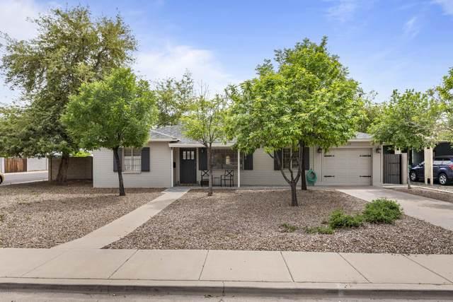 105 W 9TH Street, Mesa, AZ 85201 (MLS #6058503) :: The Laughton Team