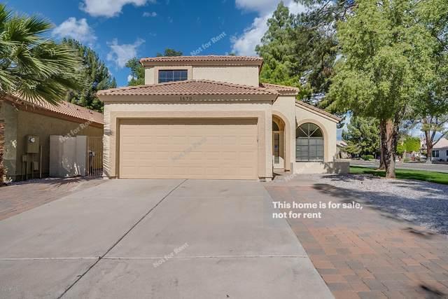 1670 E Rock Creek Circle, Chandler, AZ 85225 (MLS #6058504) :: The Daniel Montez Real Estate Group