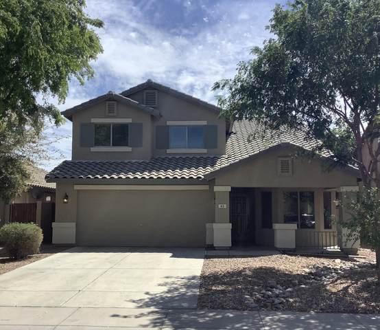 45 W Brahman Boulevard, San Tan Valley, AZ 85143 (MLS #6058513) :: The Daniel Montez Real Estate Group