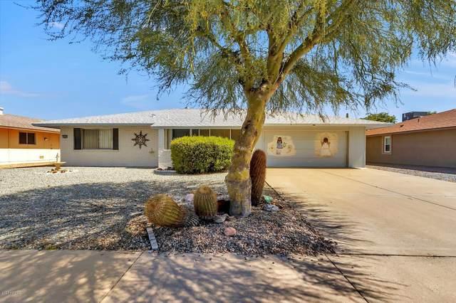 11627 N Sun Valley Drive, Sun City, AZ 85351 (MLS #6058524) :: Devor Real Estate Associates