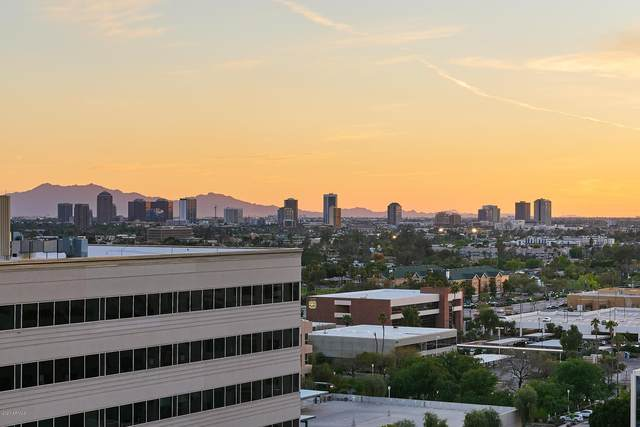 4808 N 24TH Street #1427, Phoenix, AZ 85016 (MLS #6058531) :: The Bill and Cindy Flowers Team