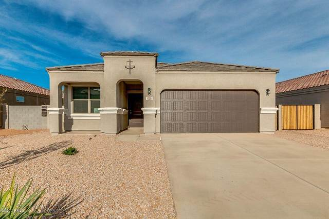 30710 W Clarendon Avenue, Buckeye, AZ 85396 (MLS #6058538) :: Revelation Real Estate