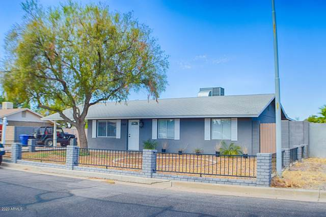 1764 S 80TH Place, Mesa, AZ 85209 (MLS #6058542) :: Revelation Real Estate